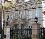 The British Embassy in Bucharest, 24, Jules Michelet Street