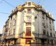 Building at 36, Spătarului Street - this is where Ivor Porter and other British people lived in 1941, in Mrs. Arditti's flat.