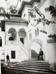 Cotroceni Palace - the north wing