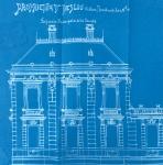 Casa, Calea Dorobanților nr. 12 (actual 14), fațada principală, Arhiva PMB serviciu tehnic, dosar 179/1900