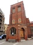 Biserica anglicană și comunitatea britanică din București